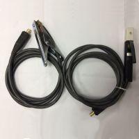Комплект кабелей КГ-25 3м+4м маленькие зажимы Binzel (DE2300, MK 400A, CM 35-50)